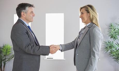 Curso de comunicación no verbal y preparación de entrevista de trabajo por 16 € Oferta en Groupon