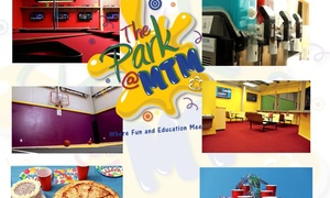 The Park @ MTM: Up to 41% Off Play area and Pizza at The Park @ MTM