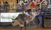 PRCA Champions Challenge - Silver Spurs Rodeo: PRCA Champions Challenge Rodeo Event for Two or Four on Saturday, October 5, at Silver Spurs Arena (Up to 55% Off)