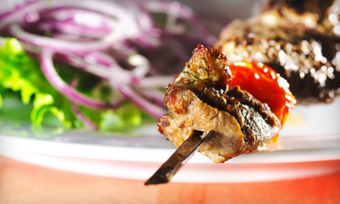 Taj Mahal Indian Cuisine - Parmer Square:  $10 for $20 Worth of Indian Dinner Fare at Taj Mahal Indian Cuisine