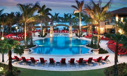 Stay at 4-Star PGA National Resort and Spa in Palm Beach Gardens, FL. Dates into November.