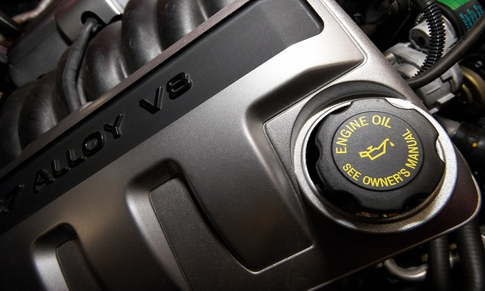 Jimmy's Broadway Automotive - Arroyo Chico: $19 for a Conventional Oil Change at Jimmy's Broadway Automotive ($40 Value)