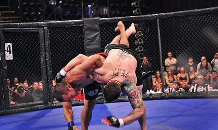 UMMAF National Finals MMA Event at Texas Station Gambling Hall and Hotel on March 20, 21, or 22 (Up to 52% Off)