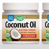 2-Pack of Nature's Way Extra-Virgin Organic Coconut Oil