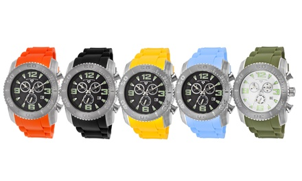 Swiss Legend Commander Men's Chronograph Watch