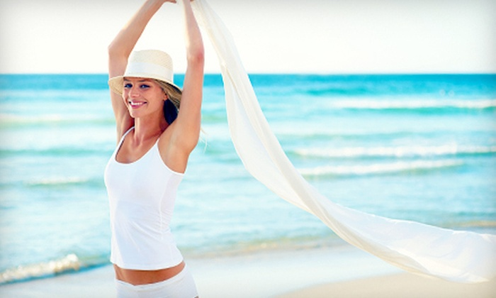 Vital Living WellSpa - Westwood Fairway: One or Three Infrared Body Wraps at Vital Living WellSpa (Up to 55% Off)