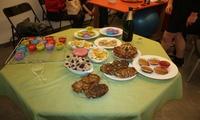Kookworkshop bij u thuis of bij Griet Velghe Diëtiste met familie of vrienden vanaf 5 personen