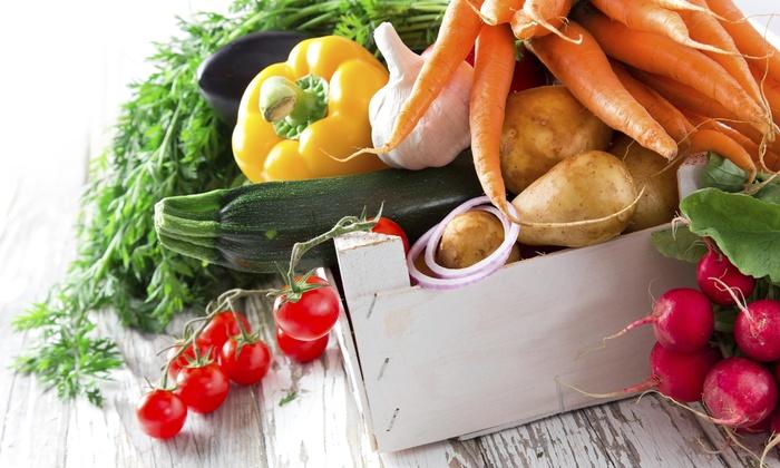 Farm-2-U - Louisville: $15 for $25 of Fresh Produce Delivery at Farm-2-U