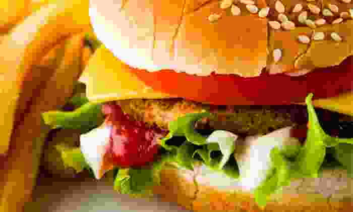 Sonic - Rockford: $5 for $10 Worth of American Food and Treats at Sonic Drive-In