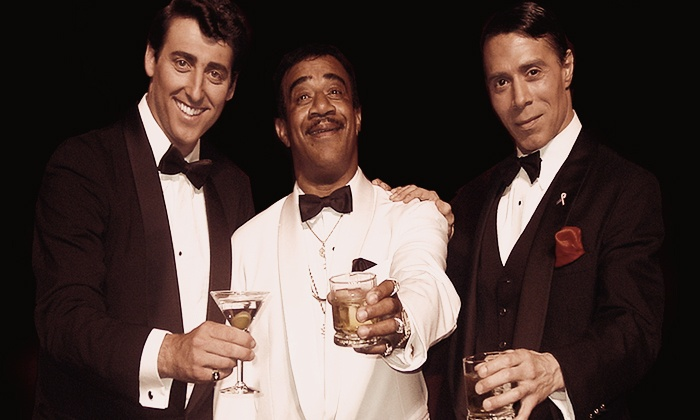 """Direct From Vegas The Rat Pack Christmas - Gardiner W. Spring Auditorium: """"Direct From Vegas The Rat Pack Christmas"""" at Gardiner W. Spring Auditorium on Saturday, December 21 (Up to 50% Off)"""
