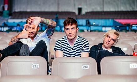 New Politics at The Ryan Center on Thursday, April 23 (Up to 38% Off)