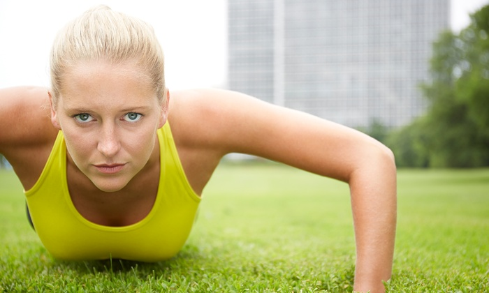 Advantage Conditioning - Advantage Conditioning: C$89 for a 6-Week Indoor or Outdoor Boot Camp at Assiniboine Park from Advantage Conditioning (C$247.50 Value)