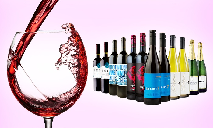 Heartwood & Oak Wine Shop: 6 or 12 Bottles of Premium Wine from Heartwood & Oak Wine Shop (Up to 74% Off). Shipping Included.