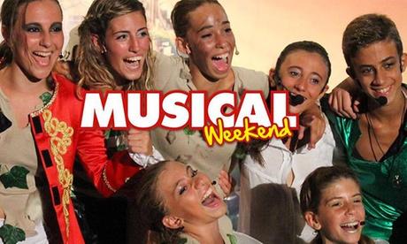 Musical Weekend - Un ingresso all'Open Day