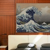 Large-Scale Art on Gallery-Wrapped Canvas