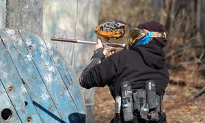 Chesapeake Sports Park: $19 for an All-Day Outing with Equipment, Unlimited Air, and 200 Paintballs at Chesapeake Sports Park ($44.95 Value)
