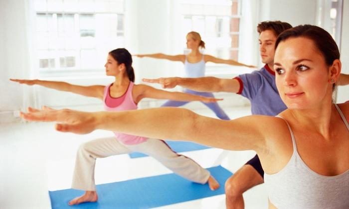 Heat Yoga Studio - Multiple Locations: $39 for 10 Hot-Yoga Classes at Heat Yoga Studio ($130 Value)