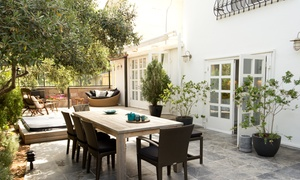 Outdoor Patio Emporium Corp: Outdoor Furniture at Outdoor Patio Emporium Corp (Up to 52% Off). Two Options Available.
