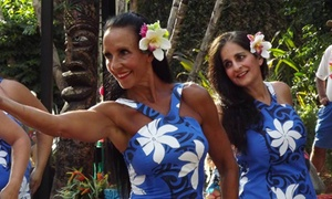 Brevard Hawaiian Dancers, Inc.: Five Dance Classes from Brevard Hawaiian Dancers, Inc. (50% Off)