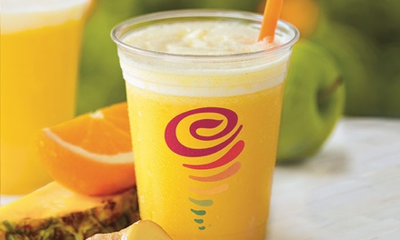 Smoothies and Juices at Jamba Juice (Up to 43% Off)