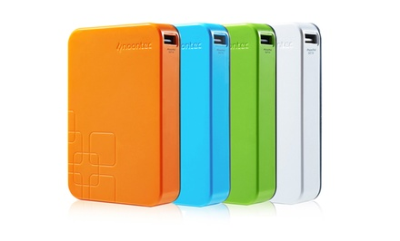 Noontec Giant 10,000mAh Portable Battery Pack. Multiple Colors Available. Free Returns.