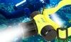800-Lumen Waterproof Headlights (2-Pack): 800-Lumen Waterproof Headlights (2-Pack)
