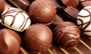 R&R Chocolate - Portland, ME: Chocolate, Fudge, and Cannoli or Chocolate Fudge Party Platter at R&R Chocolate (Up to 50% Off)