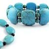Genuine-Turquoise Bracelets