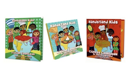 Kids' Global Cookbook Library Collection