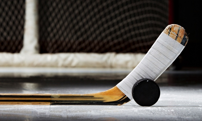 The Grind Sports - Falconer Heights: $18 for Full Hockey Bag and Equipment Cleaning at The Grind Sports ($38 Value)