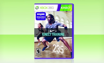 Nike+ Kinect Training for Xbox 360. Free Returns.