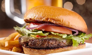 Showtime Sports Bar: Pub Food at Showtime Sports Bar (Up to 50% Off)