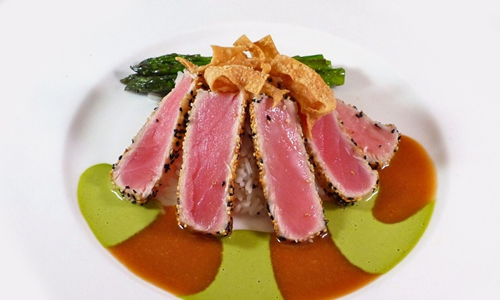 Rickey's Restaurant & Bar - Novato: $45 for $70 Worth of Upscale American Cuisine for Two at Rickey's Restaurant & Bar