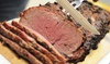 Canadiana Restaurant and Banquet Hall - Stonegate-Queensway:  Steakhouse for Lunch or Dinner, or a Party or Wing Bar Platter at  Canadiana Restaurant (Up to 50%Off)