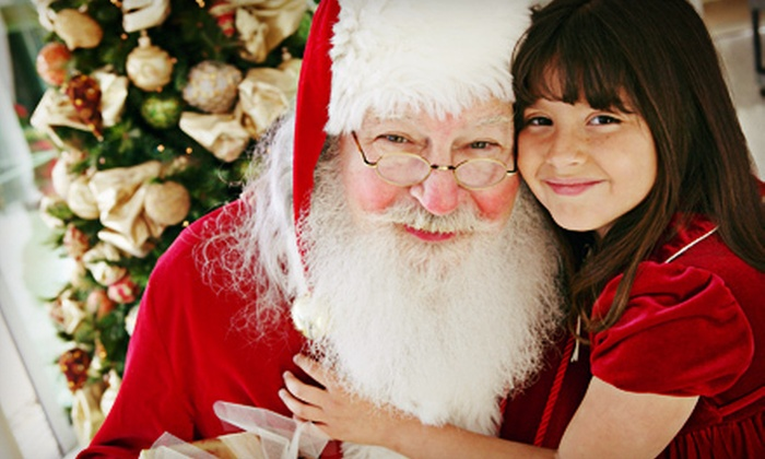 Southlands Ventures Inc. - Aurora: Photos with Santa for Up to 4 With 10 Prints or Choice Between 19 Prints or CD at Southlands Ventures Inc. (54% Off)