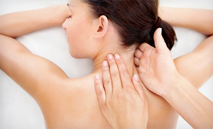 Therapeutic Muscle Treatment Package with Optional Follow-Up at North Country Health Spa in Setauket (Up to 83% Off)