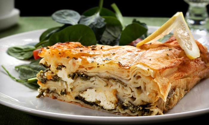 Baladie Gourmet Cafe - Chinatown: $10 for $20 Worth of Mediterranean Cuisine at Baladie Gourmet Cafe