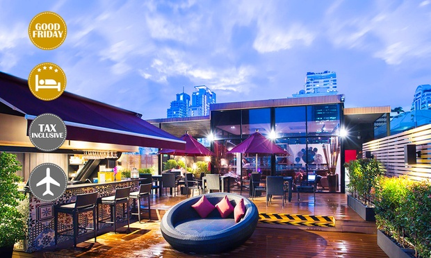 Bangkok: 4* U Sukhumvit + Flights 0