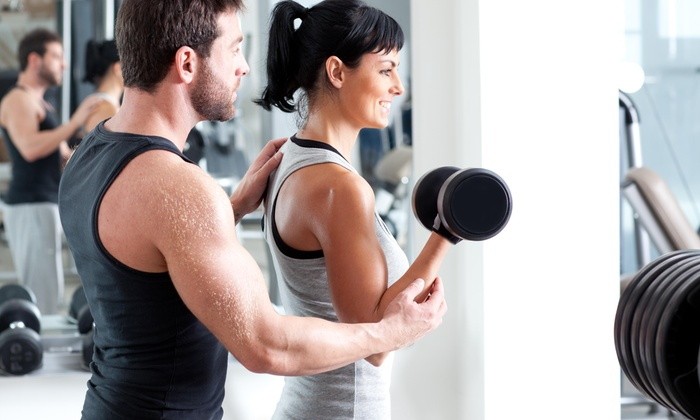 WellFit AJ Fitness Center - WellFit AJ Fitness Center: 50% Off 10 Personal Training Sessions at WellFit AJ Fitness Center
