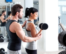 WellFit AJ Fitness Center: 50% Off 10 Personal Training Sessions at WellFit AJ Fitness Center