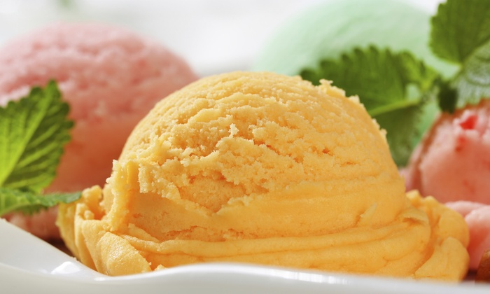 Tropical Skoops - Miramar Town Center: $6 for $10 Worth of Ice Cream — Tropical Skoops