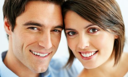 In-Chair Diamond Teeth Whitening ($29) at See Your Smile (Up to $265 Value)