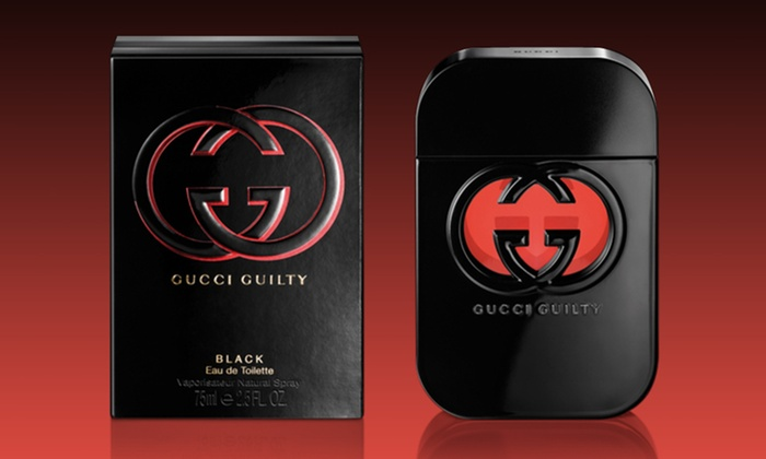 Gucci Guilty Black For Women Groupon Goods