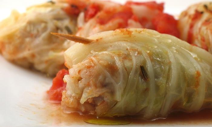 Baba's Bistro - Estevan: $10 for $20 Worth of Ukrainian Food at Baba's Bistro