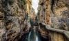 Murcia: Deluxe-tweepersoonskamer naar keuze met kajakken