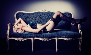 The English Boudoir Company: Boudoir Makeover Photoshoot With Print for £12 at Shane Miller Photography