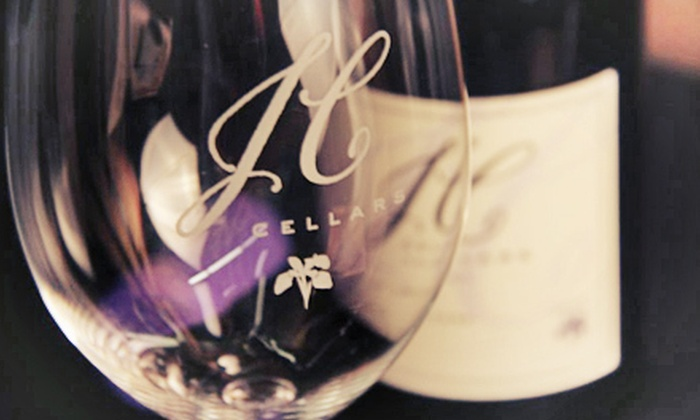 JC Cellars - Oakland: Grand Illusion Wine Launch Party Admission for One, Two, or Four on July 14 at JC Cellars in Oakland (58% Off)