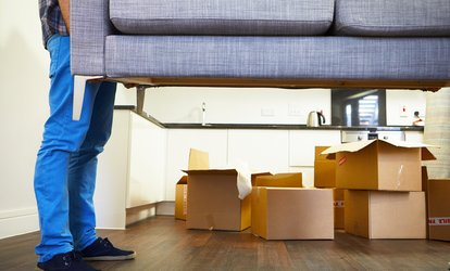image for $150 for Three Hours of Moving with Two Movers and a Truck from Blues City Moving ($300 Value)