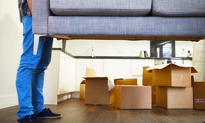 Blues City Moving - Memphis: $150 for Three Hours of Moving with Two Movers and a Truck from Blues City Moving ($300 Value)