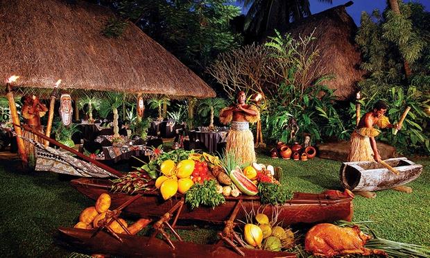Sheraton Fiji: 5N Stay + Flights 3